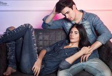 Couple Shoot Maria Dantas & Renato Cavalli by FS Photography