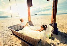 Pre wedding by Threebox Studio