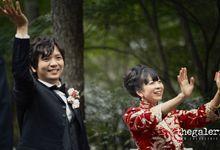 Daniel & Yumiko - Karuizawa by thegaleria