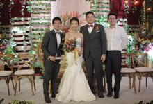 MC Wedding Damai Indah Golf Pik Jakarta - anthony stevven by Anthony Stevven