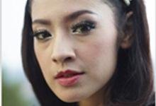 Make Up for Prima Imaging Seminar by Monika Sujono Make Up Artist