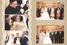 You Are Loved ❤ by Gorgeous Bridal Jakarta