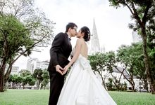 Local scenery and night scenes by Cang Ai Wedding