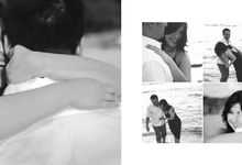 The Prewedding of Felicia & Robert by Costes Portrait