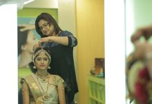 Bridal Makeup - 2015 by Anushka Salons