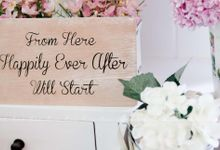 Sweet & Romantic Rustic Style by BLUBELLS Flower