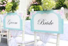 Wedding Taqim & Nurul by Soll Marina Hotel Serpong