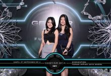 Gebyar BCA by E'moment studio Photobooth