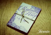 ratna & asep by Jasmin Invitation