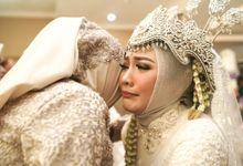 Tantri & Alvan Wedding by HMPhotoshoot