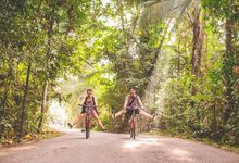 Engagement [Night/ Day] Photography - Ubin Adventure with Liting & Don by Knotties Frame