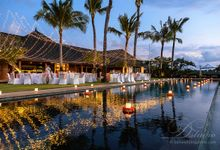 Tracey and Steve Wedding Day at The Istana Uluwatu by D'studio Photography Bali