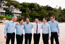 Romantic Phuket wedding by Hilary Cam Photography