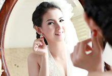 Korean style Pre Weeding Make Up by Marsia Yulia Signature. Natural and Korean Make Up Specialist.
