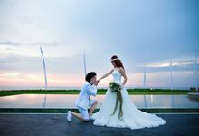 Yuriko & Kenji Wedding by PhotoFactory