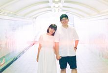 Prewedding of N & H - Analogue Journey by Analogue Journey