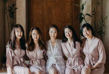 The Wedding of Richie & Soo Young by Varawedding