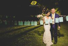 The Bali Wedding of Christophe+Fiena by Bernardo Pictura
