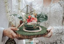 ICHAL MUHAMAD & DAFINA JAMASIR WEDDING by Seserahan Story