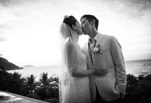Agnes & Andy, INTERCONTINENTAL DANANG, VIETNAM by Tim Gerard Barker Wedding Photography & Film