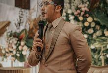 Linda & Fachrul's wedding by Diki Irdan