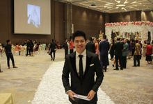 Mc Wedding Novotel Tangcit - Anthony Stevven by Anthony Stevven