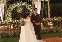 Mc wedding intimate at outdoor pullman vimala hills ciawi - Anthony Stevven by Anthony Stevven