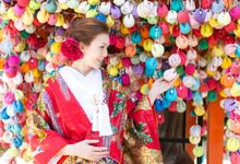 [KYOTO] The Wedding & Co package 101 Honoka by The Wedding & Co