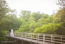 Hani & Ari Prewedding by Ario Narendro Photoworks