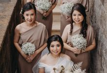The Wedding of Eldon & Ivana by Bali Wedding Specialist