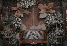 Akad Wedding Rizky & Astrid by Thebridewears
