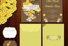 Vintage Invitation by Jolly's Little Dreams