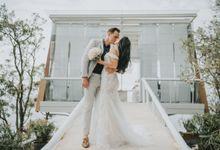 The Wedding of Lindsay & Aston by Varawedding