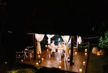 Lara and Patric Wedding by Alila Ubud