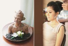 Kempinski Hotel Wedding || Meutia & Nino by Antijitters Photo