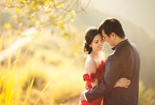 Prewedding Leo & Jessica by Methas'art Make Up Artist