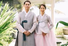 B & J Wedding by Soori Bali