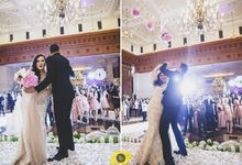 Iwan+Vina The Wedding @ Balai Sudirman by Bernardo Pictura