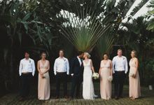 Jane & Rob by Bali Exclusive Wedding