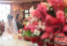 WEDDING SONI & MARLINA by Charis Production
