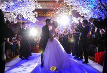 Anthony+Youliana Wedding Day by Bernardo Pictura