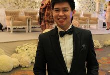 MC Wedding Holiday Inn Kemayoran Jakarta - Anthony Stevven by Anthony Stevven