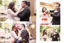 The best thing to hold onto in life is each other by Gorgeous Bridal Jakarta