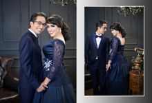 Prewedding of  Vivi and Roni by Michelle Bridal