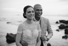 Christian and Carol Beach Themed Wedding - La Union Wedding Photographer by Mot Rasay Photography