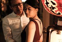 Edi + Fee | Japan Prewedding by Costes Portrait