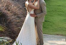 X2 Lawn Wedding Package by X2 Bali Breakers Resort