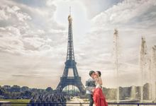 Destination Pre-Wedding Photography by Christal Dressing Room