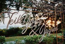 Teik Yong & Jazreel - Sunset Glow by Lily & Co.
