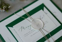 White Elegance Styled Shoot by mylin design & co.